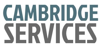 Cambridge Symposium